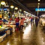 Noryangjin Fish Market 10 cosas que hacer en Seúl, Corea para quienes visitan por primera vez