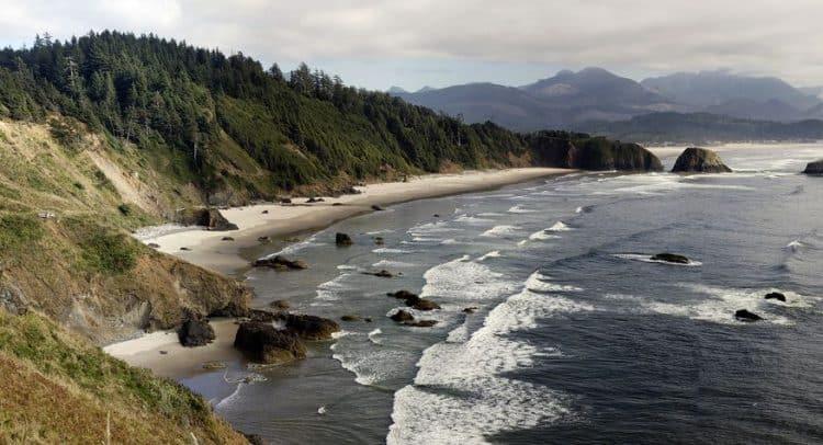 Costa de Oregon
