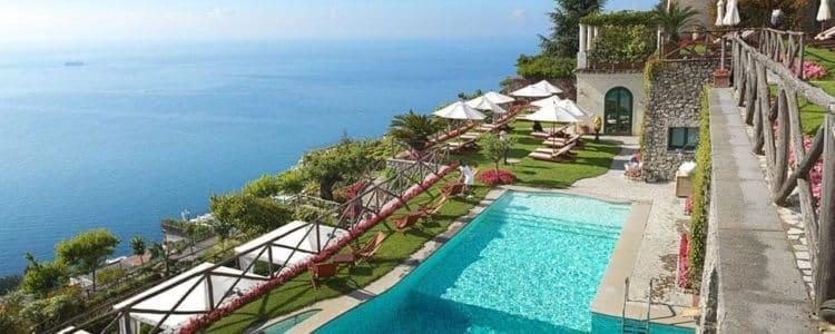 Palazzo Avino Los cinco mejores hoteles de 5 estrellas de la costa de Amalfi