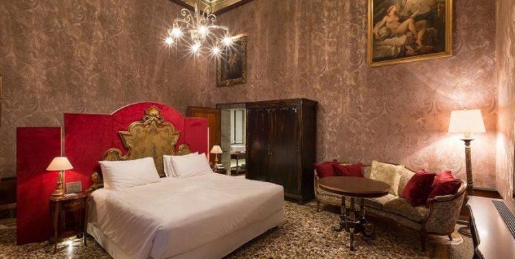 Palazzo Venart Luxury Hotel Los cinco mejores hoteles de 5 estrellas en Venecia, Italia
