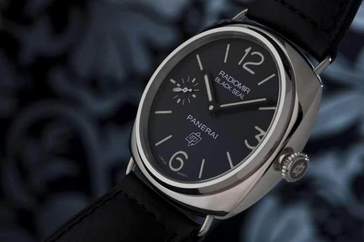 Reloj Panerai Marina Militare Black Seal
