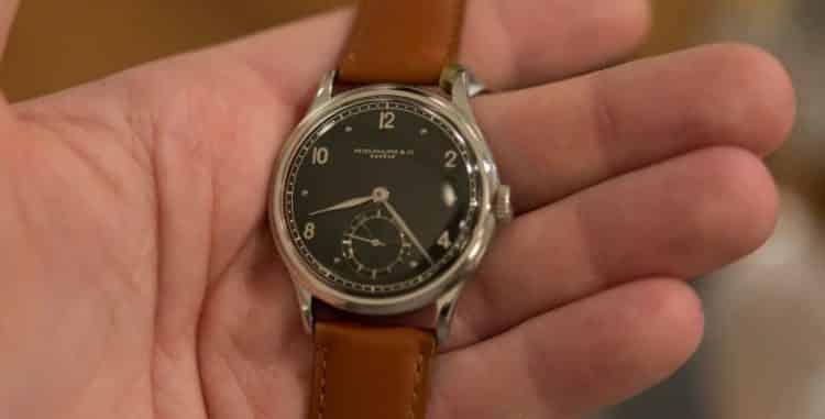 Patek Philippe Vintage Reference 530 Chronograph