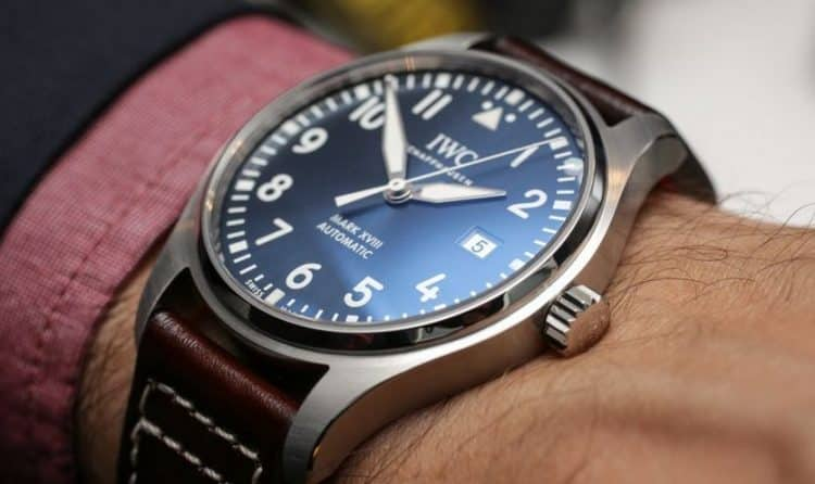 Reloj de aviador Mark XVIII Edición