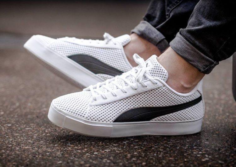 Puma Court Platform Shoes