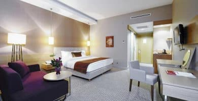 Ramada Podgorica Los cinco mejores hoteles en Montenegro