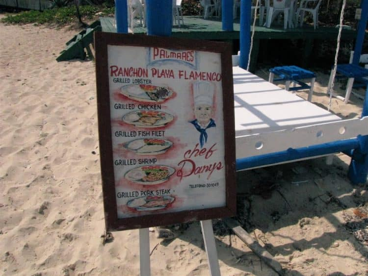 Ranchon Playa Flamenco