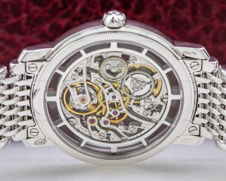 Referee.  7180 1G Ultra-thin Skeleton Watch