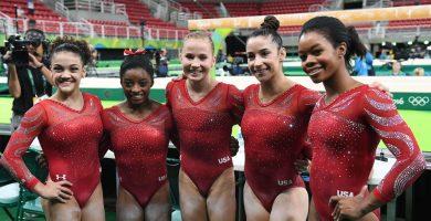Rio Womens Gymnastics 10 atletas olímpicos de EE. UU. Que pueden ganar más dinero después de los Juegos Olímpicos
