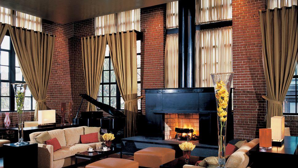 Ritz Carlton Georgetown Lobby 10 razones para quedarse en el Ritz-Carlton Georgetown, Washington