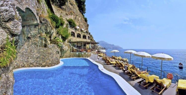 Hotel Santa Caterina Los cinco mejores hoteles de 5 estrellas de la costa de Amalfi