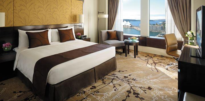 Shangri La Hotel Sydney Los 5 mejores hoteles de 5 estrellas en Sydney, Australia