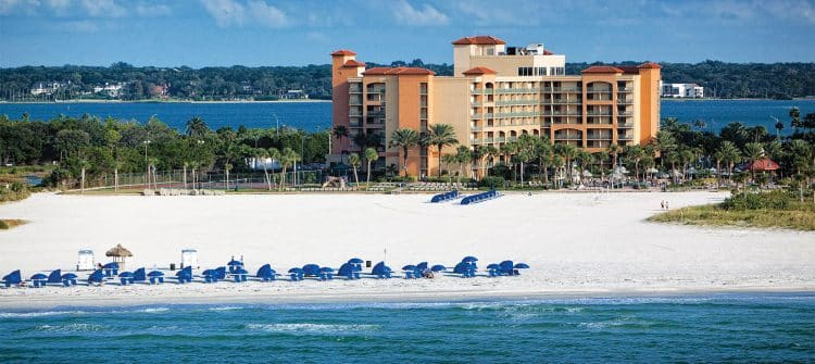 Sheraton-Sand-Key-Resort