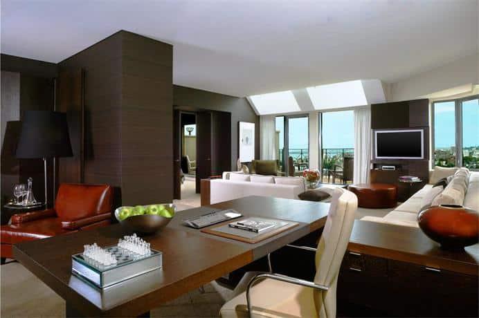 Sheraton on the Park Sydney Los cinco mejores hoteles de 5 estrellas en Sydney, Australia
