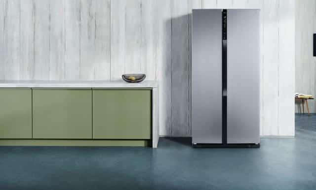 Side by Side Panasonic Fridge Freezer