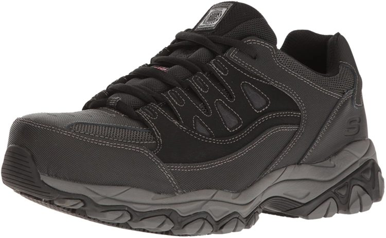 Zapatos de trabajo con punta de acero Holdredge de Skechers for Work para hombre