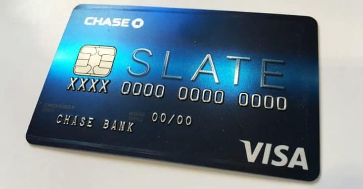 Slate 20 beneficios de tener una tarjeta Chase Slate
