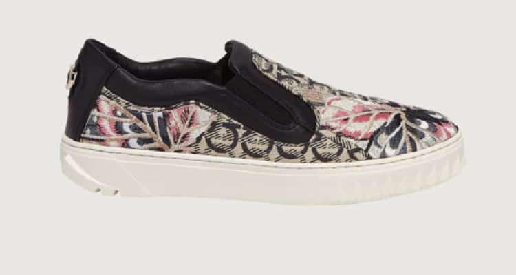 Slip On Women The five best pairs of Ferragamo sneakers for women
