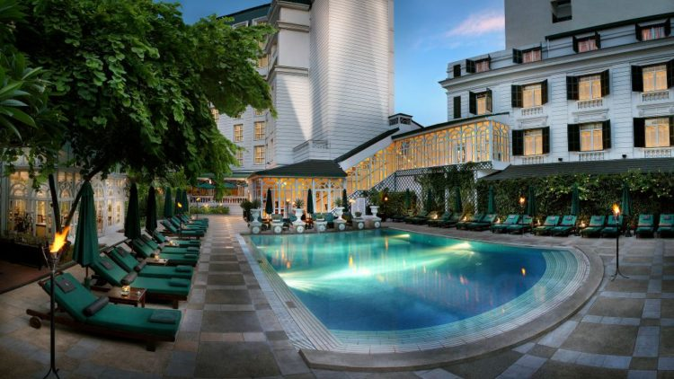 Sofitel Legend Metropole Hanoi Los cinco mejores hoteles en Hanoi, Vietnam