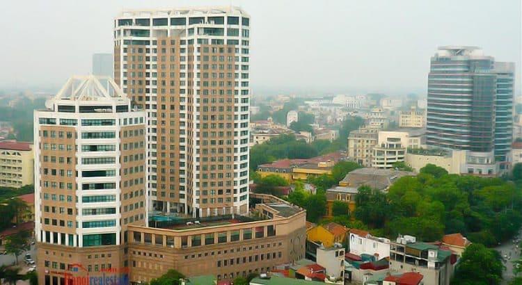 Somerset Grand Hanoi Los cinco mejores hoteles en Hanoi, Vietnam