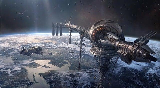 Space Elevator Cinco modos potenciales de viajes al espacio ultraterrestre distintos de los cohetes