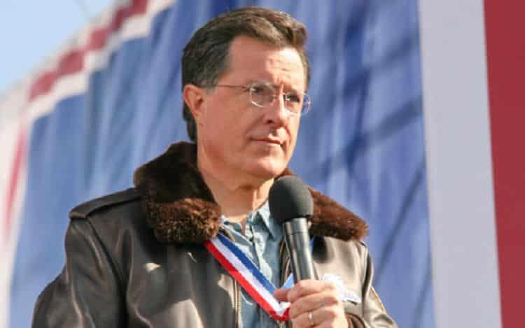 Stephen Colbert El patrimonio neto de Stephen Colbert es de $ 45 millones (actualizado para 2020)