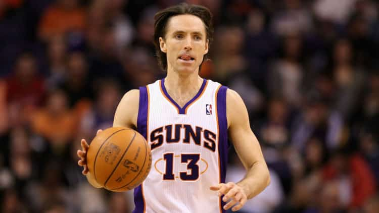 Steve Nash The 20 Richest NBA Players of All Time (Updated for 2020)
