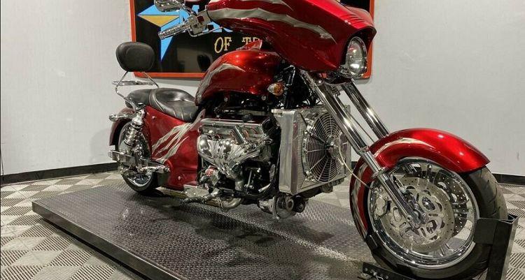 Stroker .Las 5 mejores motocicletas Boss Hoss V8 de hoy 2021