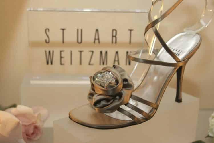 """Stuart Weitzman """"Marilyn Monroe"""" Shoes Los 20 zapatos más caros del mundo"""