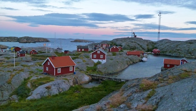Swedish Islands Los cinco principales destinos insulares suecos en 2018