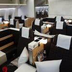 Swiss Air Business Class 1 Cómo es volar en Swiss Air Business Class