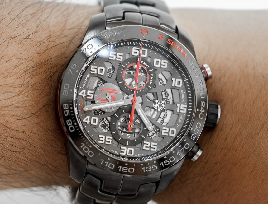 Tag Heuer Senna ¿Qué reloj Tag Heuer Senna es el adecuado para usted?