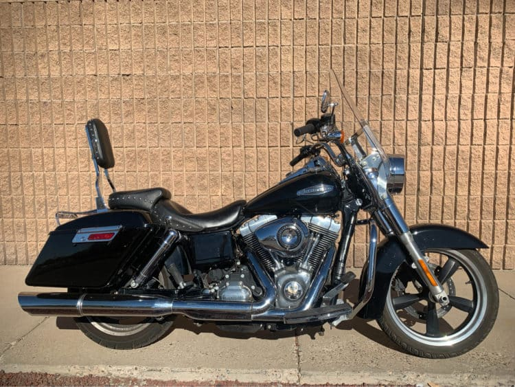 La Harley Davidson Switchback 1