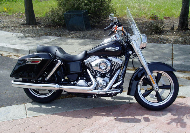 La Harley Davidson Switchback 3