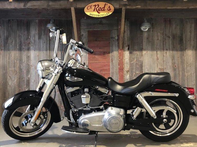 La Harley Davidson Switchback 4