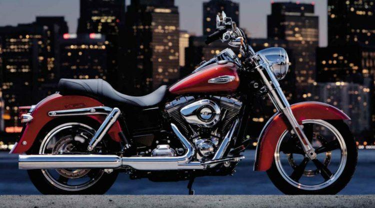 La Harley Davidson Switchback 5