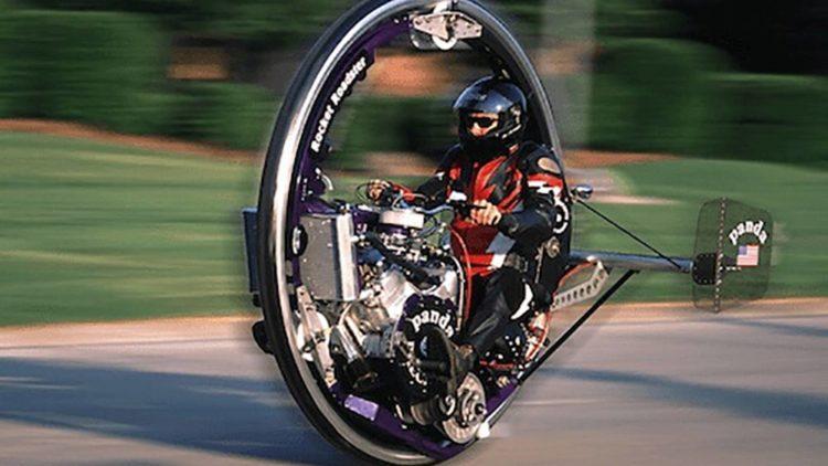 La rueda mono