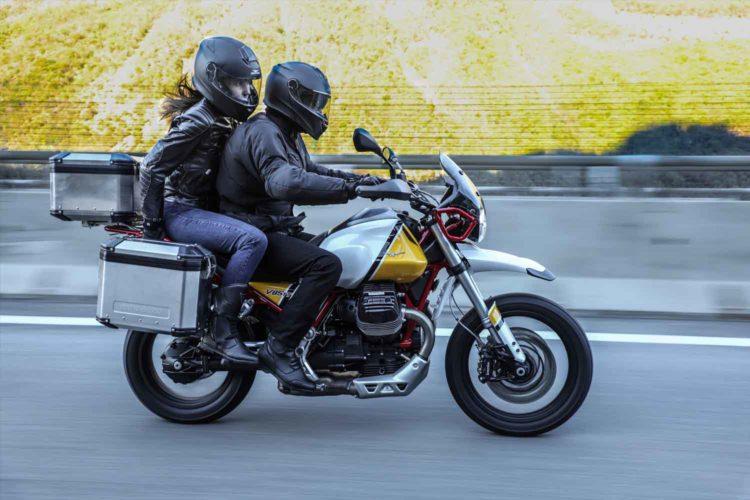 El Moto Guzzi V85 TT 2