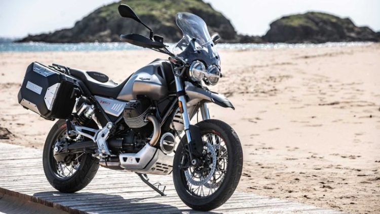 El Moto Guzzi V85 TT 3