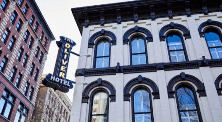 El Oliver Hotel Knoxville