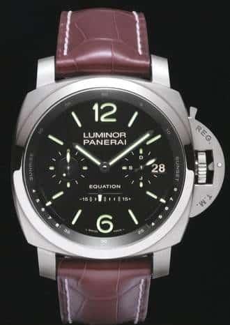 Reloj Panerai Limited Edition L 'Astronomo Luminor Tourbillon 1950 Equation of Time