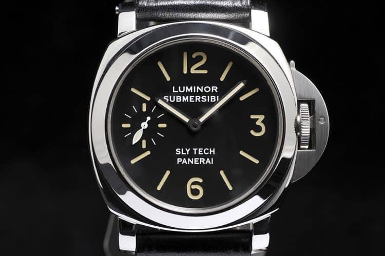 El reloj Panerai Slytech