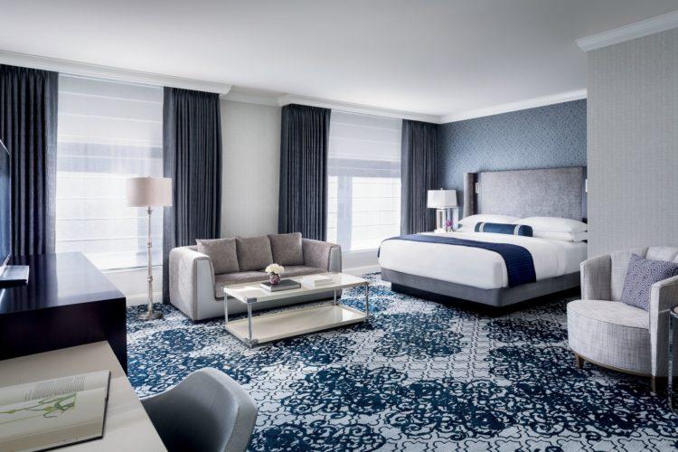 The Ritz Carlton San Francisco los mejores hoteles de 5 estrellas en San Francisco