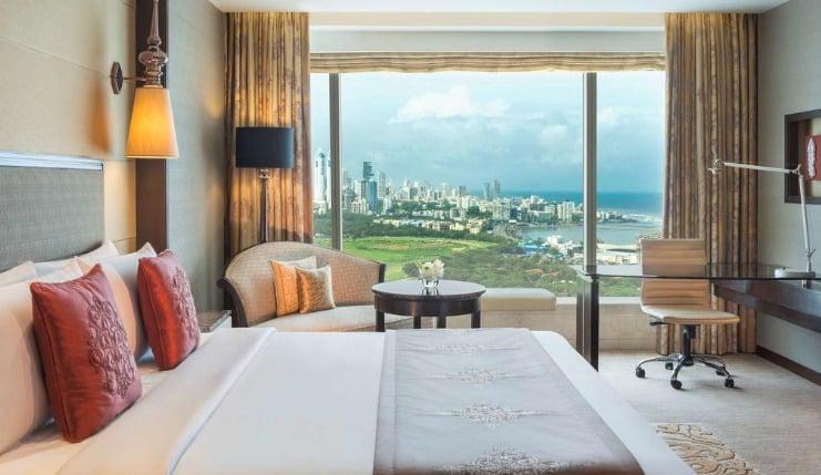 The St. Regis Mumbai Los cinco mejores hoteles de 5 estrellas en Mumbai