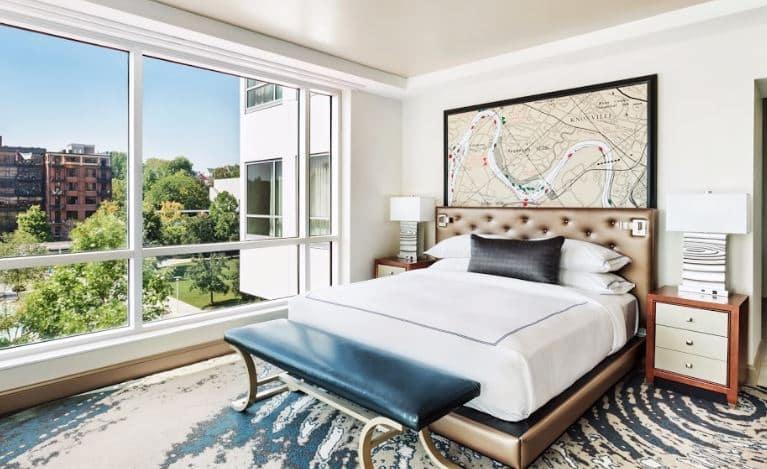 The Tennessean Hotel Los 10 mejores lugares para hospedarse en Knoxville, TN