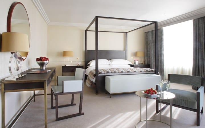 The Westbury Los cinco mejores hoteles de 5 estrellas en Dublín, Irlanda