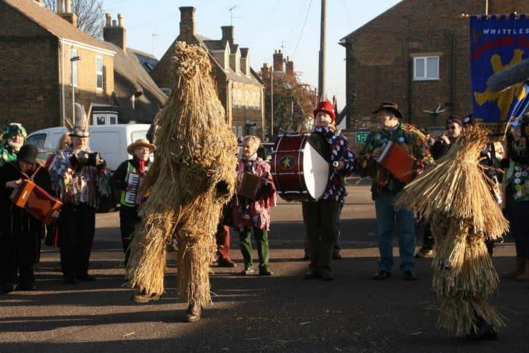 Festival del oso de paja de Whittlesea