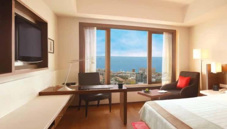 Trident Hotel Los cinco mejores hoteles de 5 estrellas en Mumbai