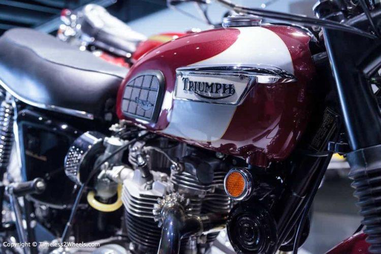 Triumph Bonneville 5