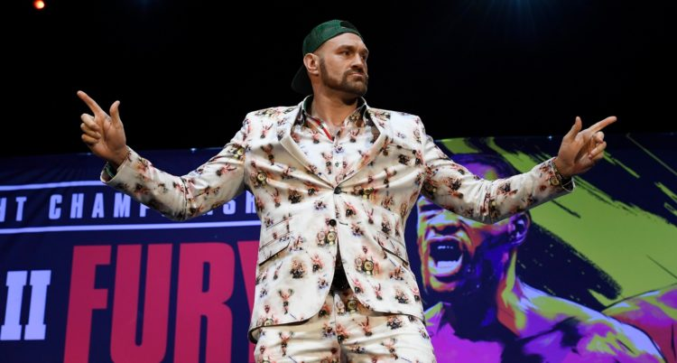 Tyson Fury e1599475947835 Cómo Tyson Fury logró un patrimonio neto de $ 30 millones