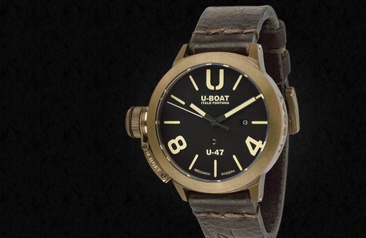 U-Boat Classico U-47 Automatic Tan Dial